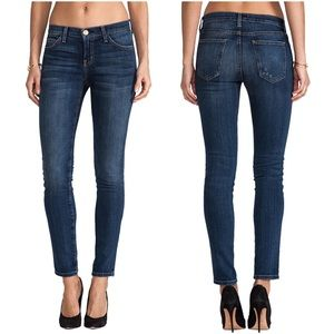 Current Elliott The Ankle Skinny Jeans Loved Wash